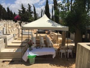 קבורה חילונית בישראל